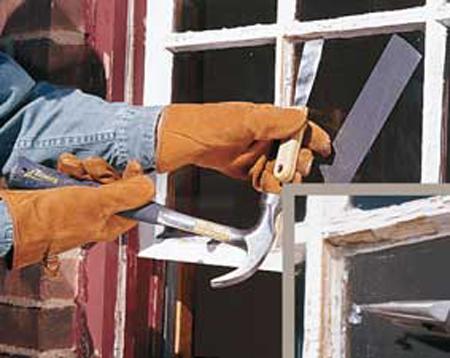 нужна замена разбитого стекла сколько стоит заменить разбитое стекло в двери Москва